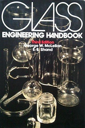9780070448230: Glass Engineering Handbook