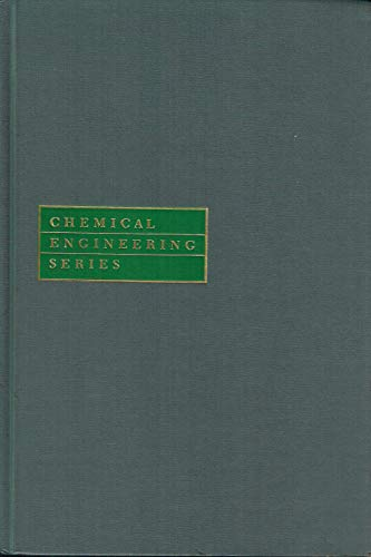 9780070448254: Unit Operations in Chemical Engineering