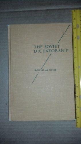9780070448506: Soviet Dictatorship (Political Science)