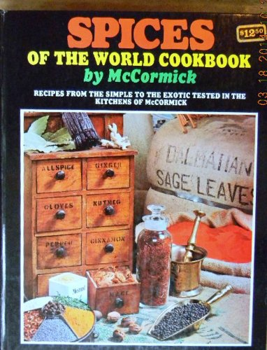 9780070448704: McCormick Spices of the World Cook Book