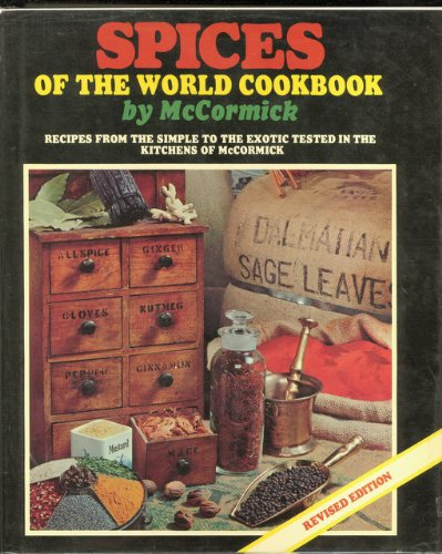 9780070448711: Spices of the World Cook Book