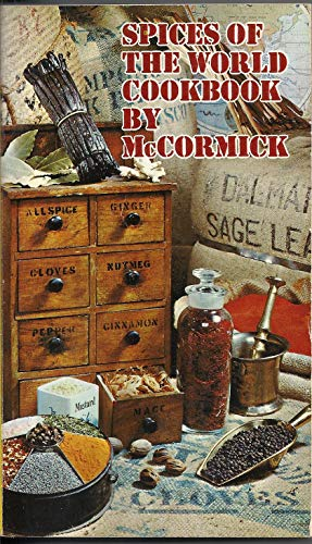 9780070448728: Spices of the World Cookbook