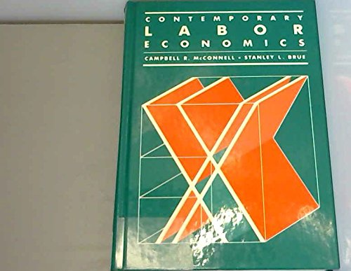 9780070449114: Contemporary labor economics
