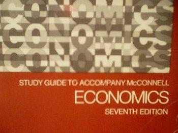 9780070449152: Economics