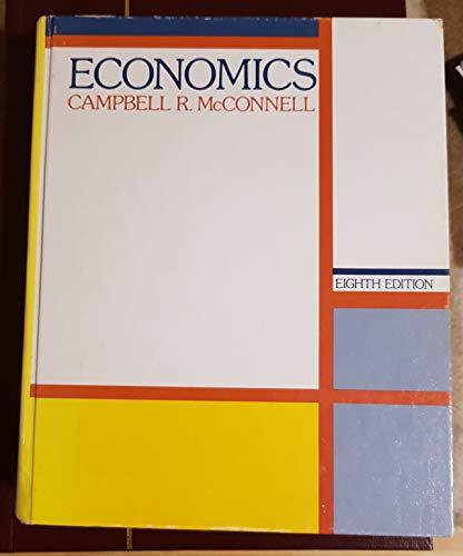9780070449305: Economics