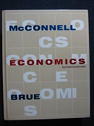 9780070449671: Economics: Principles, problems, and policies