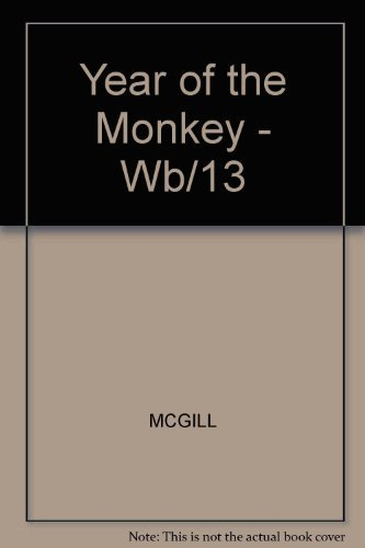 9780070449978: Year of the Monkey - Wb/13