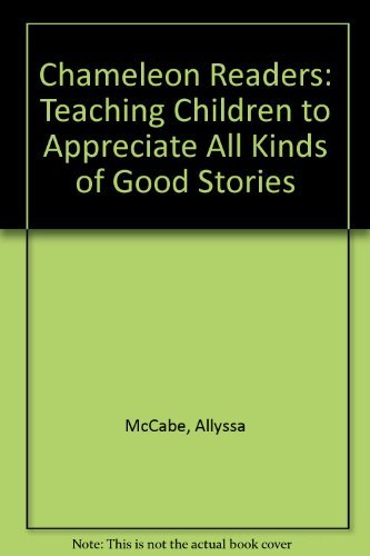 9780070450165: Chameleon Readers: Teaching Children to Appreciate All Kinds of Good Stories