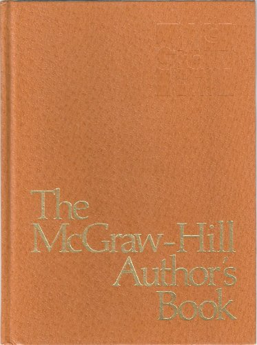 9780070450523: The McGraw-Hill Author's Book