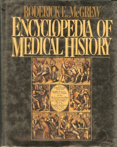 9780070450875: Encyclopedia of Medical History