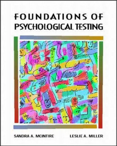 9780070451001: Foundations of Psychological Testing