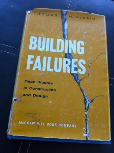 9780070451070: Building Failures: Case Studies in Construction and Design