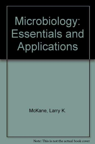 9780070451254: Microbiology: Essentials and Applications