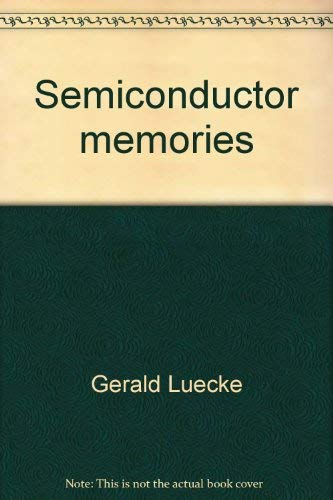 9780070451674: Semiconductor memories
