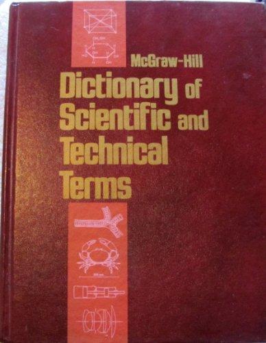 9780070452572: McGraw-Hill dictionary of scientific and technical terms