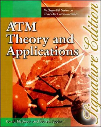 9780070453463: ATM Theory and Applications