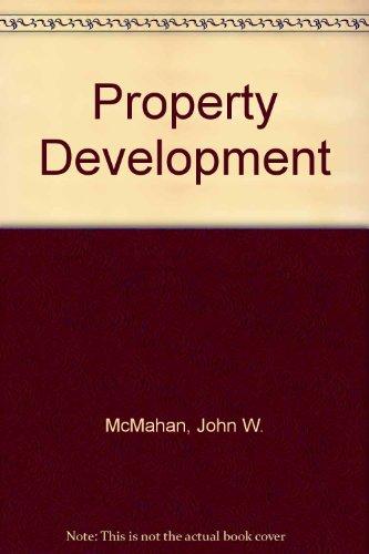 9780070454507: Property Development