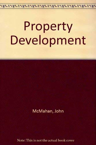 9780070454514: Property Development