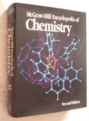 9780070454552: McGraw-Hill Encyclopedia of Chemistry