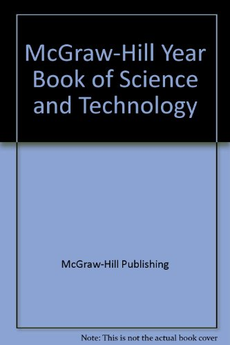 9780070454927: McGraw-Hill Year Book of Science and Technology