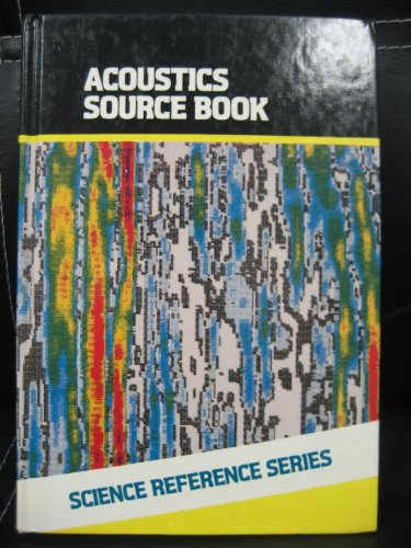 9780070455085: Acoustics Source Book (Science Reference)