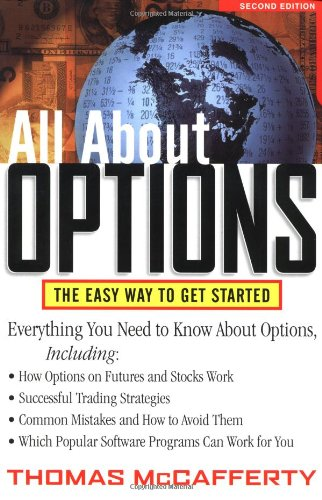 9780070455436: All About Options: The Easy Way to Get Started