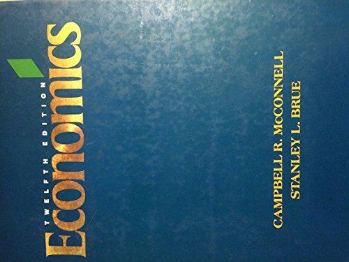 9780070455597: Economics: Principles, Problems and Policies