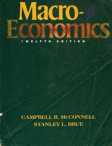 9780070456037: Macroeconomics