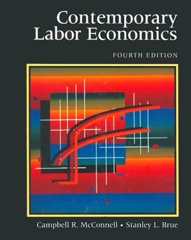 9780070456570: Contemporary Labor Economics