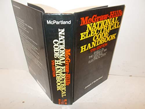 9780070456938: McGraw-Hill's National Electrical Code Handbook