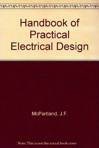 9780070456952: Handbook of Practical Electrical Design