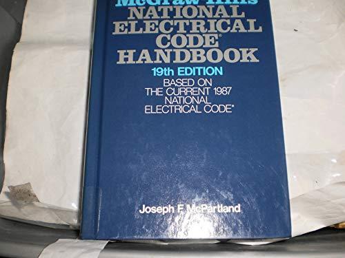 9780070457072: National Electrical Code Handbook 19ED
