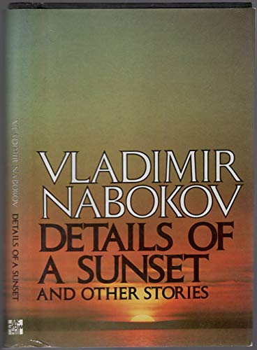 9780070457096: Details of a Sunset And Other Stories