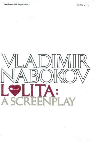 9780070457683: Lolita: A Screenplay