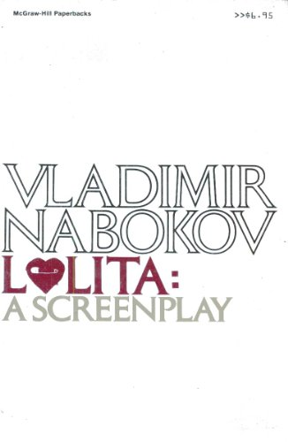9780070457683: Lolita: A Screenplay