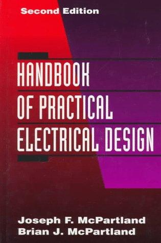 9780070458208: Handbook of Practical Electrical Design
