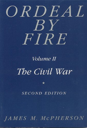 9780070458383: Ordeal by Fire, Vol. 2: The Civil War