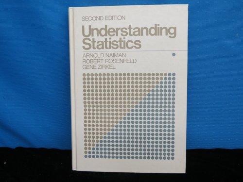 9780070458604: Understanding Statistics