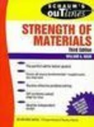 9780070459038: Schaum's Outline of Theory and Problems of Strength of Materials