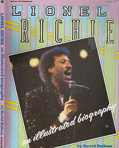 9780070460300: Lionel Richie: An Illustrated Biography