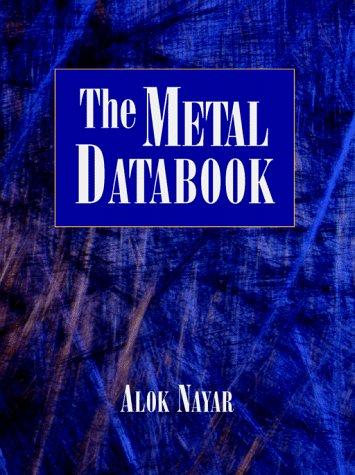 9780070460881: The Metal Databook