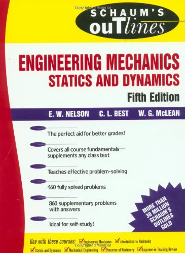 Schaum's Outline of Theory and Problems of: Nelson, Best, McLean