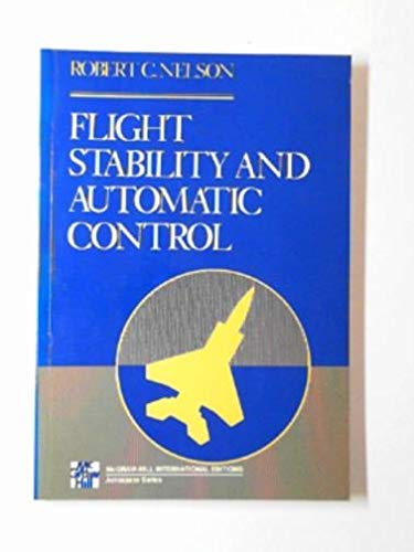 9780070462182: Flight Stability and Automatic Control