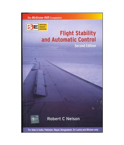 9780070462748: Flight Stabiity and Automatic Control SM