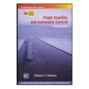 9780070462748: Flight Stability and Automatic Control: Instructors Manual. 2nd Ed