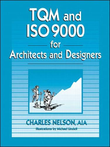 9780070462779: TQM and ISO 9000 for Architects and Designers