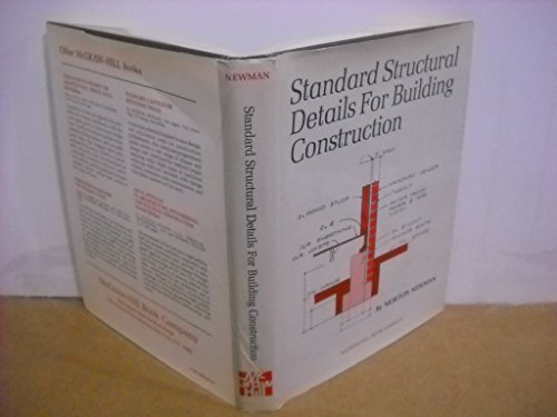9780070463455: Standard Structural Details for Building Construction