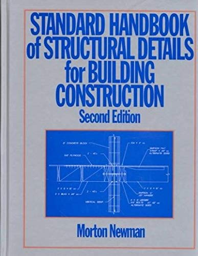9780070463523: Standard Handbook of Structural Details for Building Construction