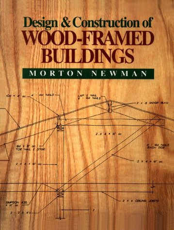 9780070463639: Design and Construction of Wood Framed Buildings