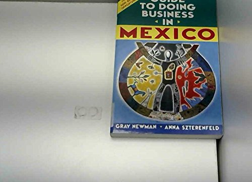 9780070463783: Guide to Doing Business in Mexico